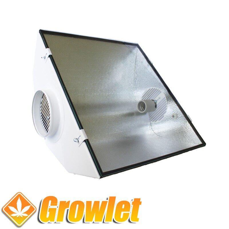 Spudnik 125 mm: Reflector de iluminación refrigerado Prima Klima