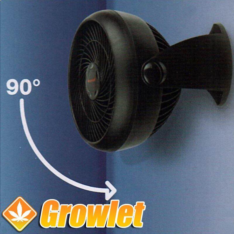 Ventilador de suelo o pared Honeywell HT-900 (20 cm.)
