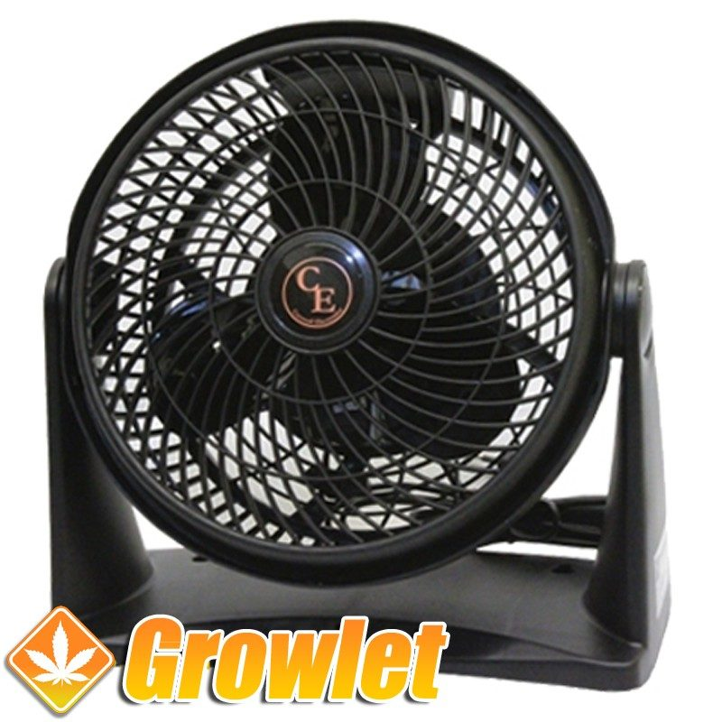 Ventilador de suelo o pared Cornwall Turbo (20 cm.)