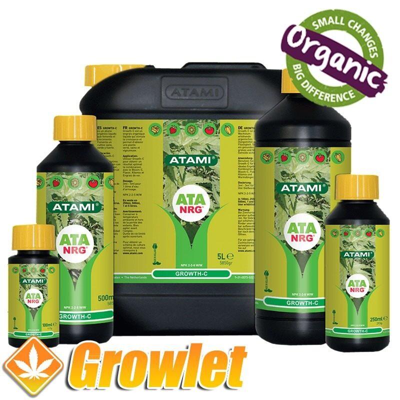 fertilizante organico de crecimiento