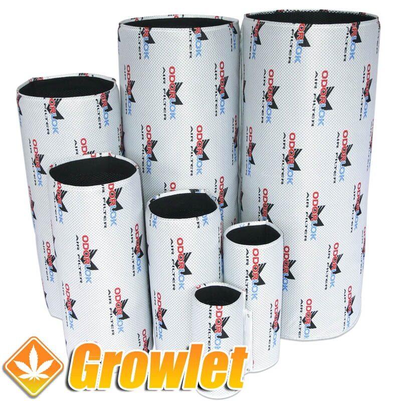 filtro de carbon activo odorsok