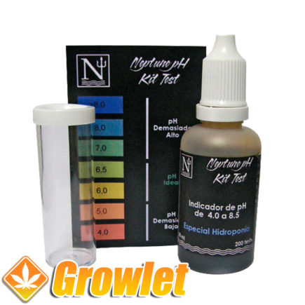 ph test kit de Neptune Hydroponics
