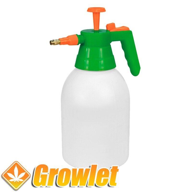 pulverizador de agua para plantas