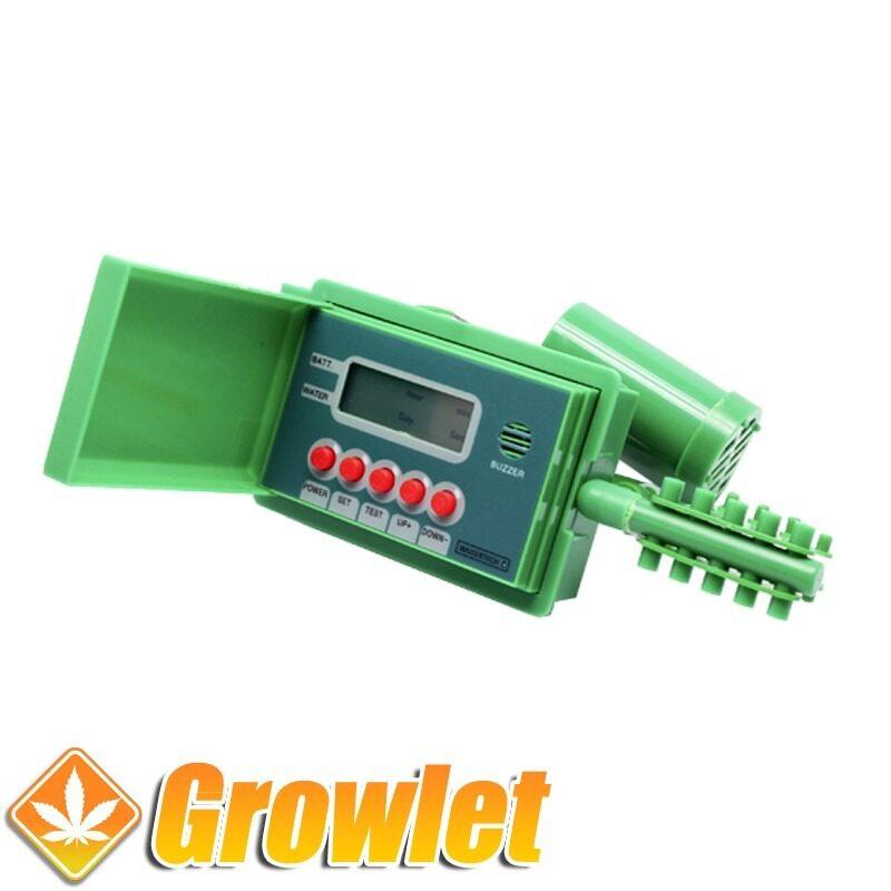 programador de riego para 10 plantas