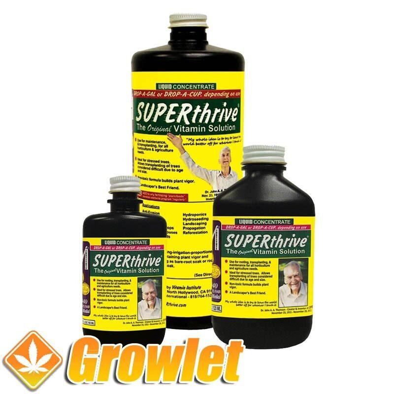 Botes de Superthrive