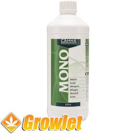 nitrogeno-canna-corrector-carencia-mononutriente