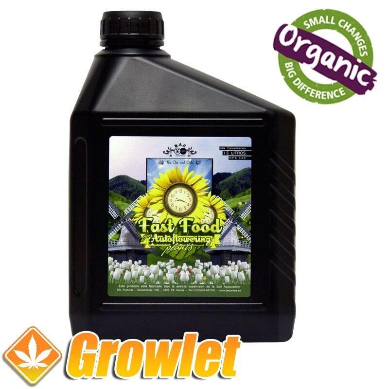 abono para plantas autoflorecientes de cannabis