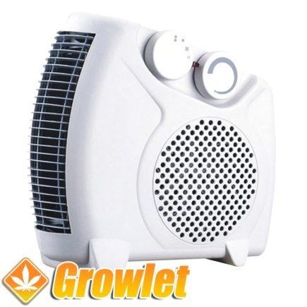 aparato de aire caliente