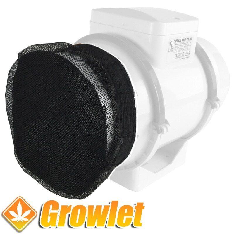 extractor tt con filtro anti insectos