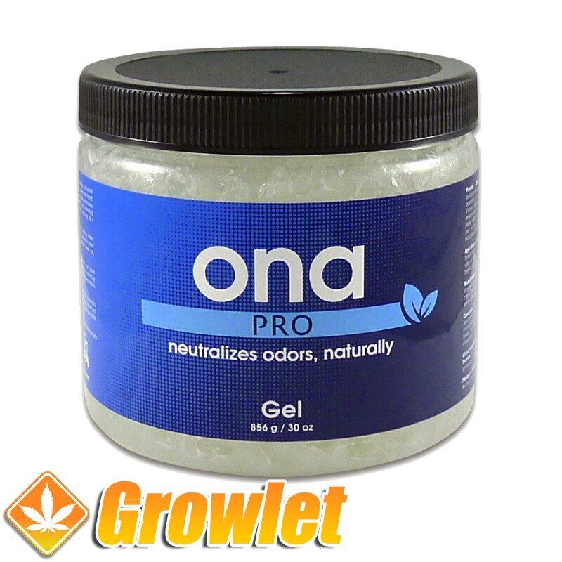 Neutralizador del olor: ONA PRO gel