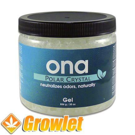 Neutralizador del olor: ONA Polar Crystal gel