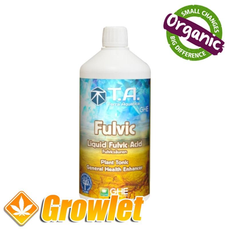 Fulvic de Ghe - Estimulador de crecimiento