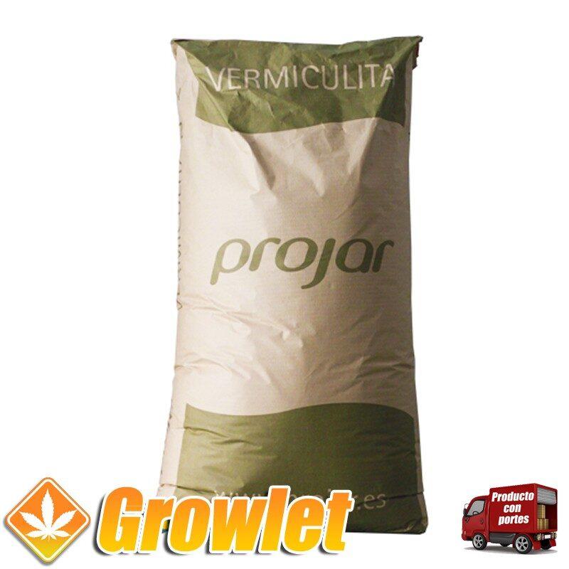 Vermiculita : Sustrato para el cultivo hidropónico