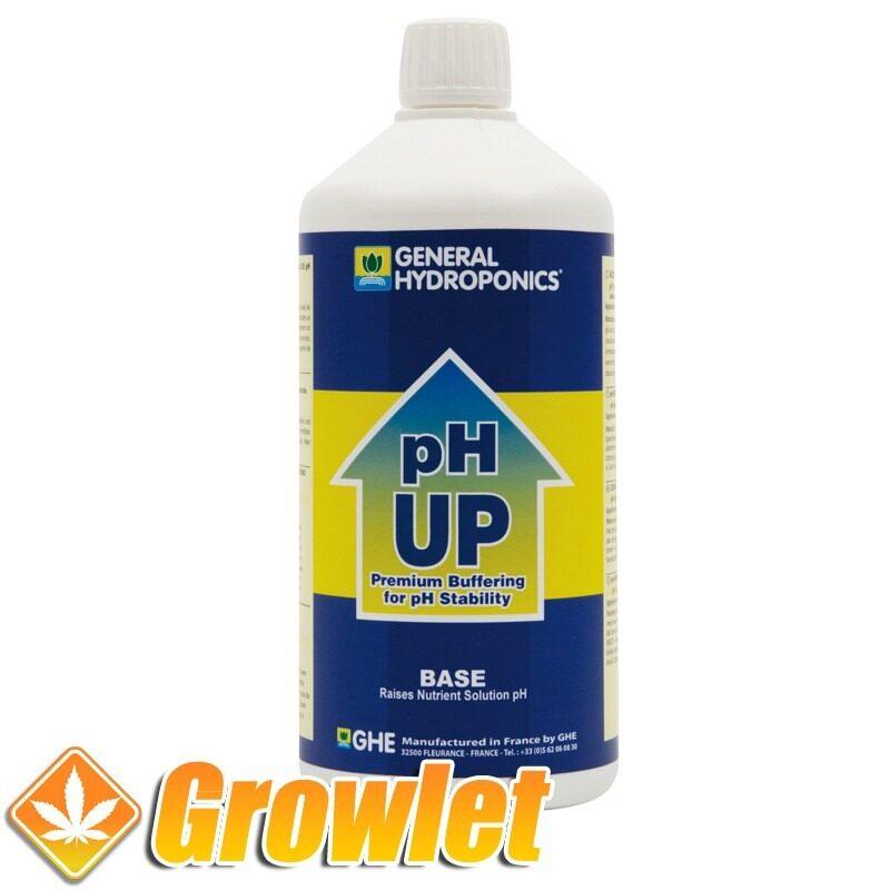 botella de acido fosforico ghe