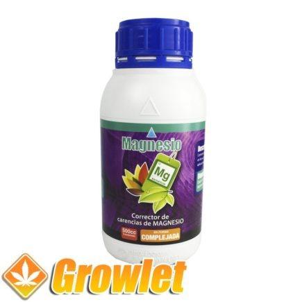 Botella de Magnesio líquido