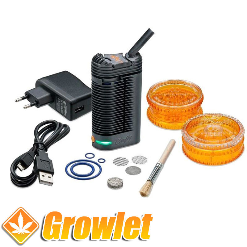 Vaporizador Crafty portatil