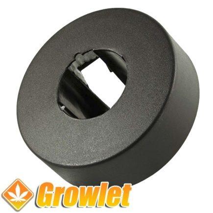flotador de plástico negro para humidificadores