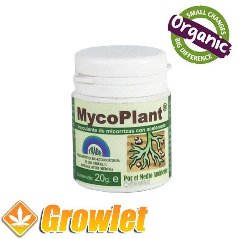 Bote de Mycoplant de Trabe