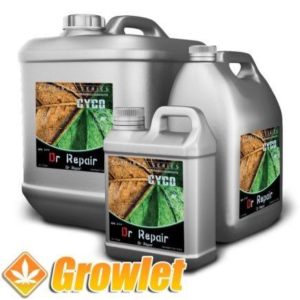 liquido reparador para plantas