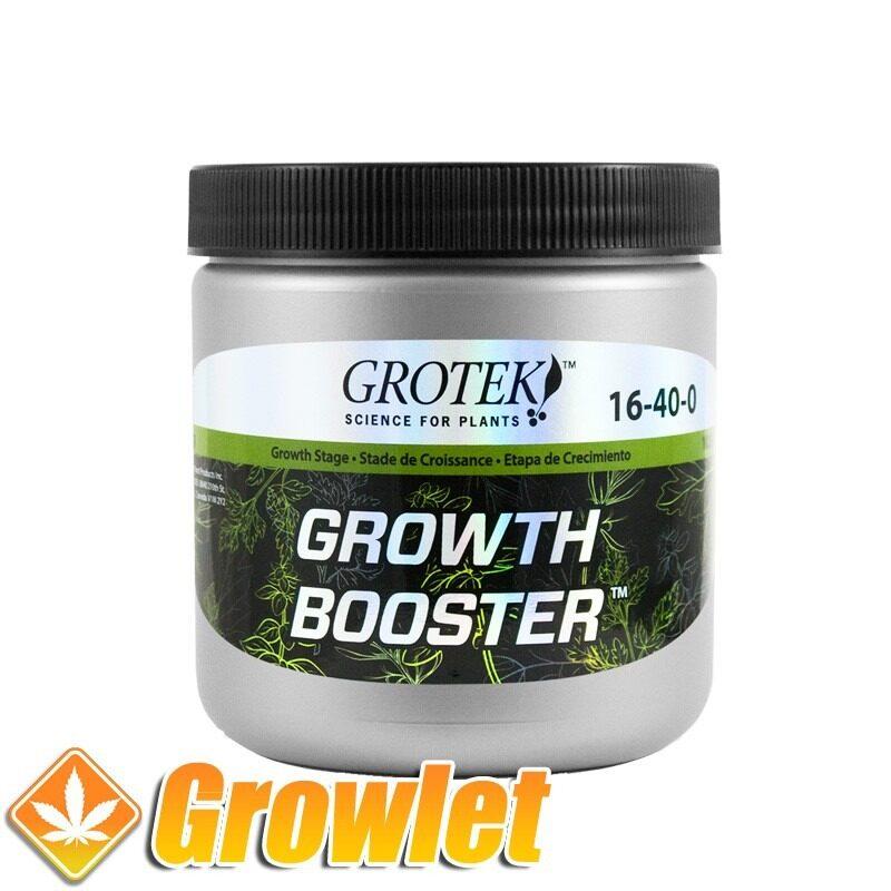 bote de estimulador del crecimiento para plantas