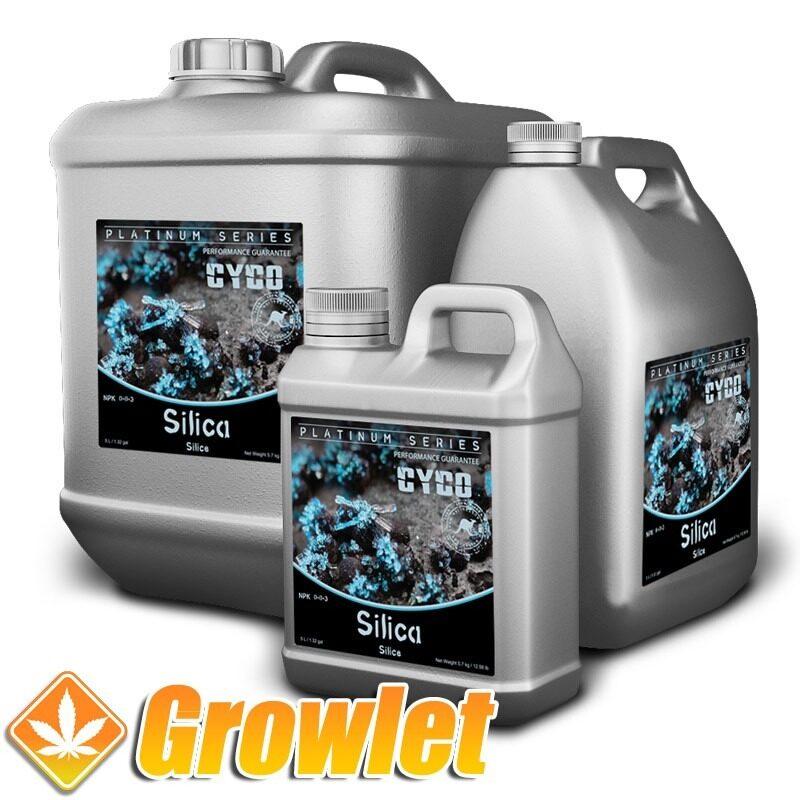 silica liquida para plantas