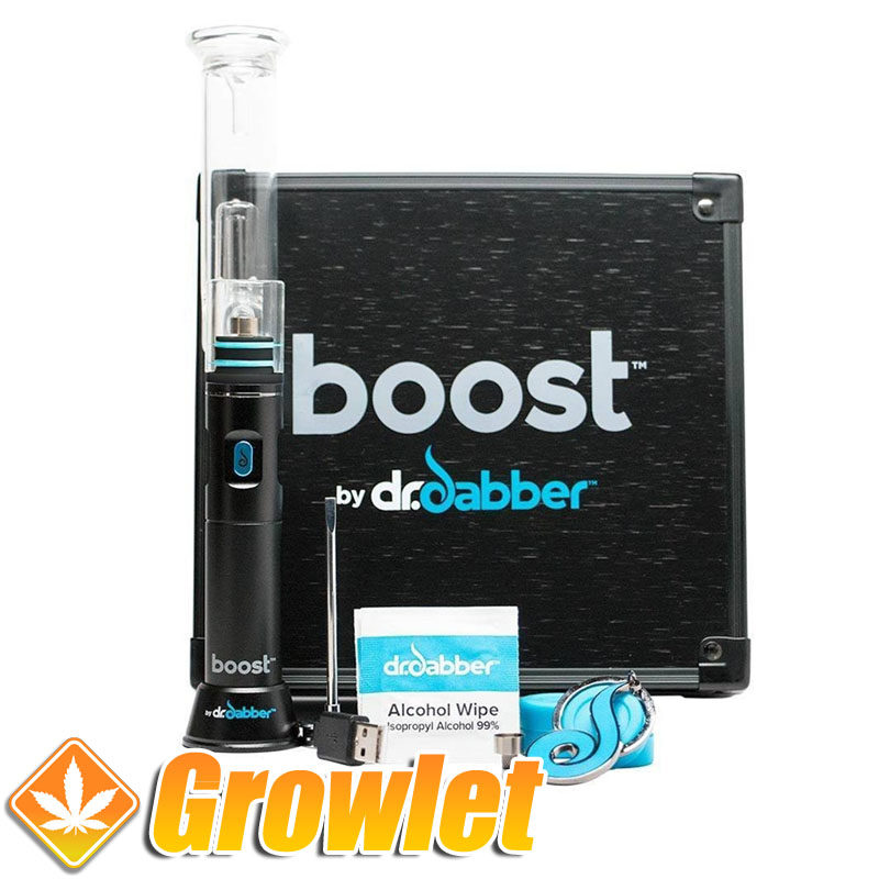 Pipa eléctrica Dr. Dabber Boost