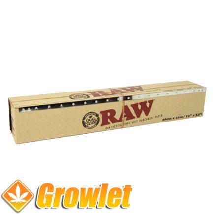 RAW Parchment paper papel antiadherente