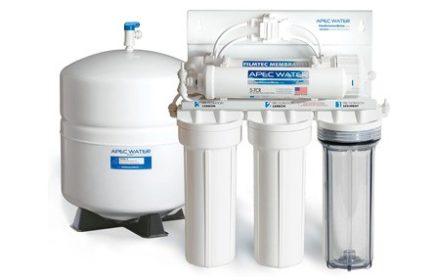 Filtros de Osmosis inversa
