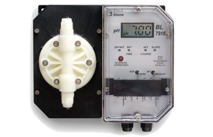 Controladores automáticos de pH y EC