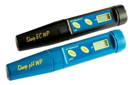 Pack de medidores pH y Ec