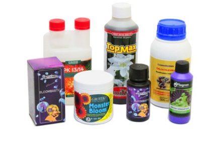 Estimuladores y potenciadores hidropónicos