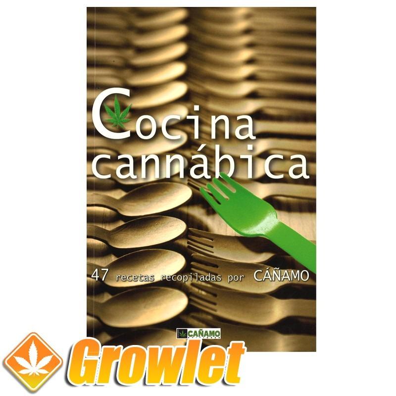 Cocina Cannábica: 47 recetas recopiladas por Cañamo
