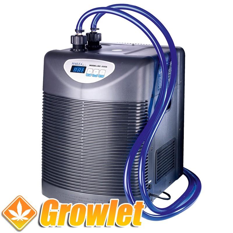 Enfriador Hailea de agua para depósitos de riego