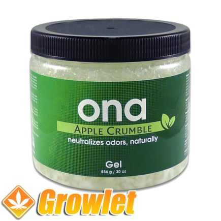 Neutralizador del olor: ONA Apple Crumble Gel