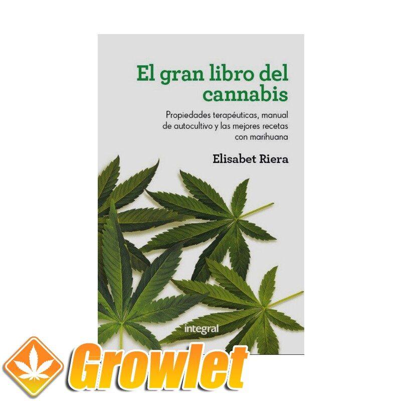 El gran libro del Cannabis de Elisabeth Riera