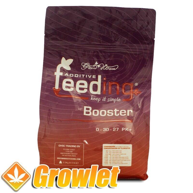 booster-greenhouse-powder-feeding