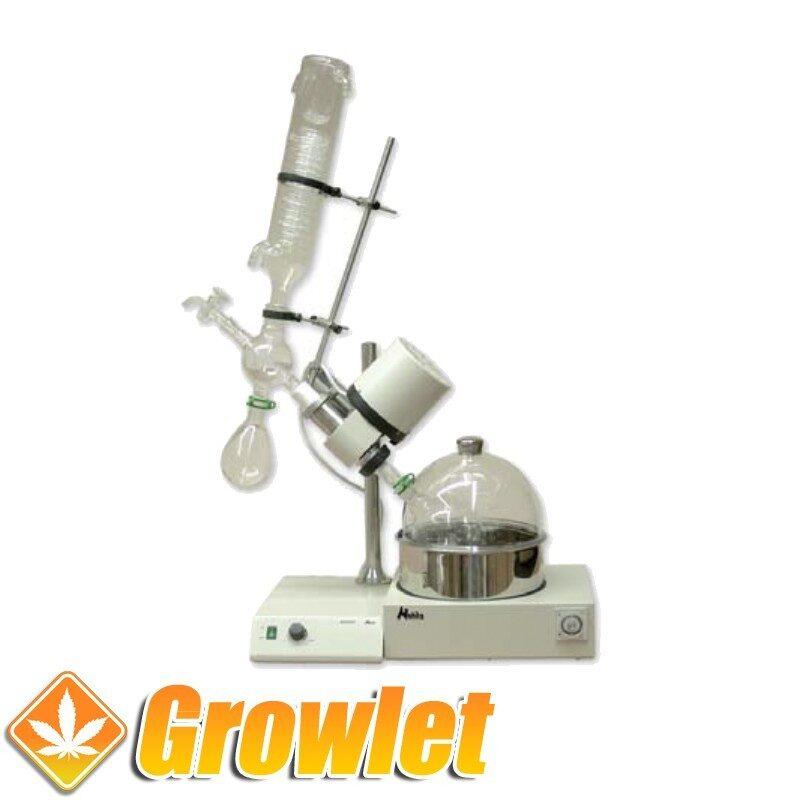 Evaporador rotatorio de solventes PGB002