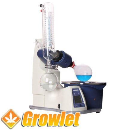Evaporador rotatorio de solventes RS100PRO