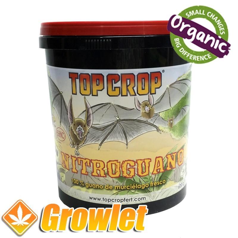 Nitroguano de Top Crop: Abono de crecimiento