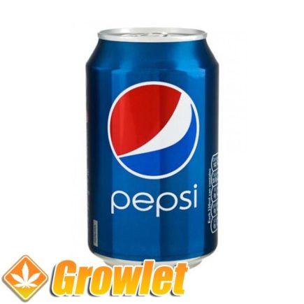 Bote de ocultación: Pepsi