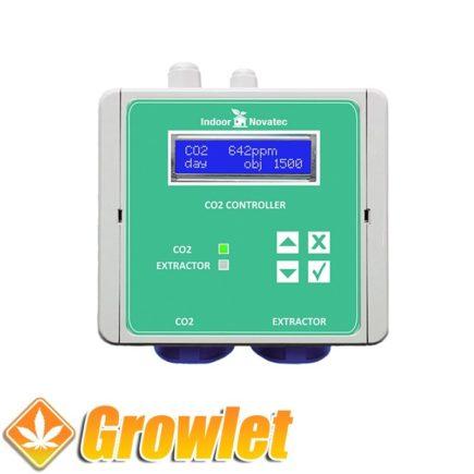 Controlador o regulador de CO2: Indoor Novatec