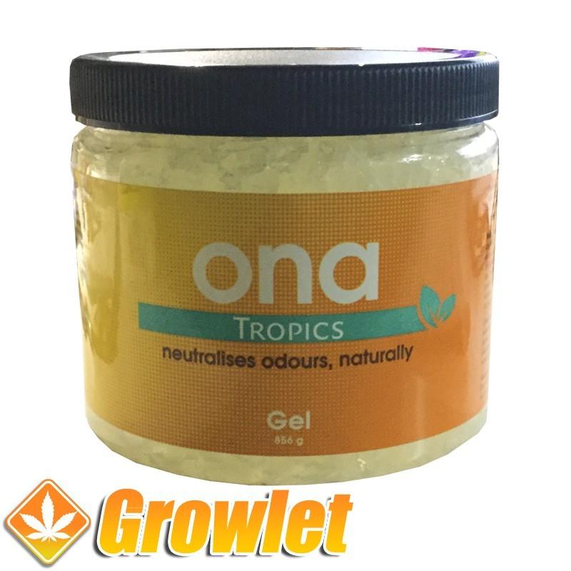 Neutralizador del olor: ONA Tropics gel