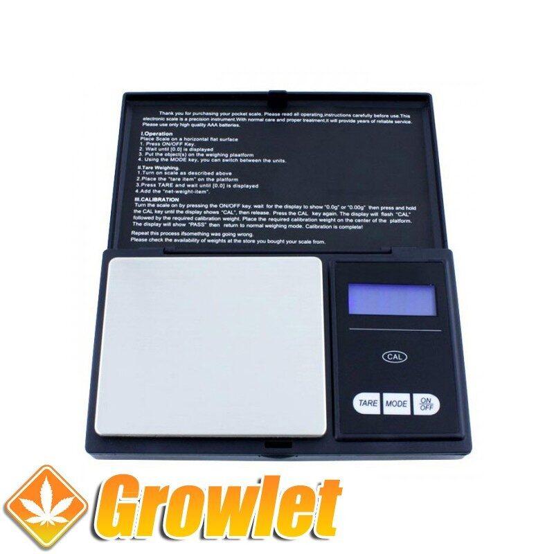 Báscula Digital Fuzion FZ 100 gr. / 0.01