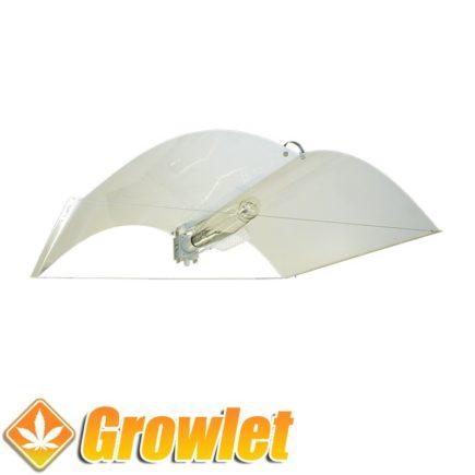 Adjust a Wings Defender Small: Reflector de iluminación para cultivo