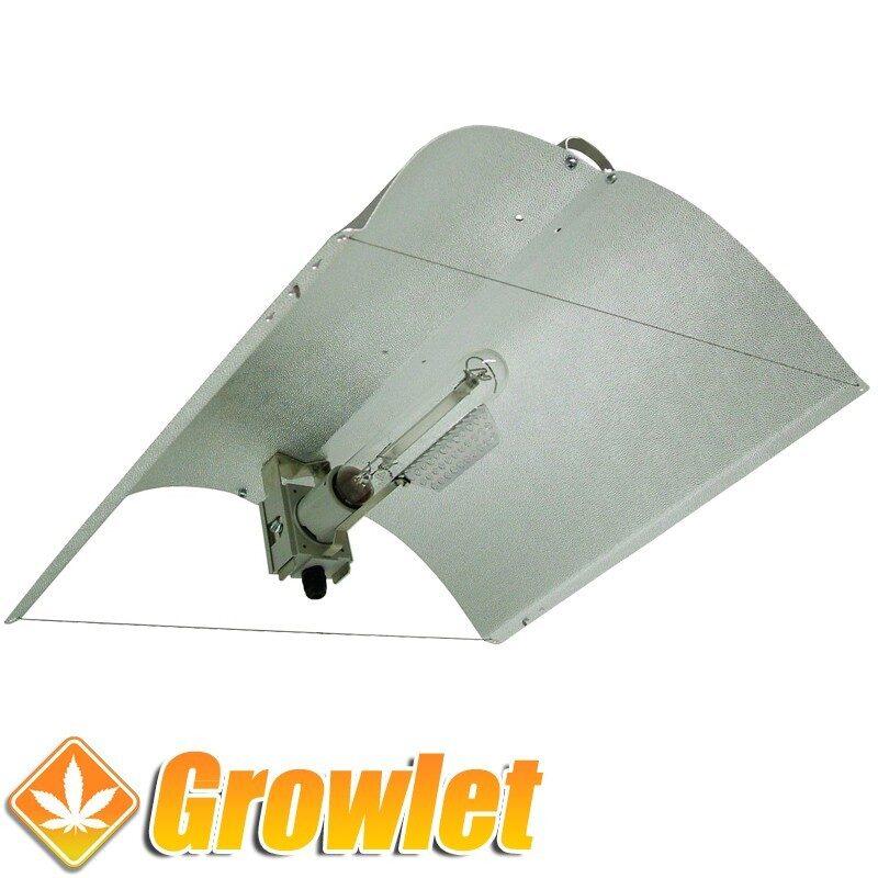 Adjust a Wings Avenger Large: Reflector de iluminación para cultivo