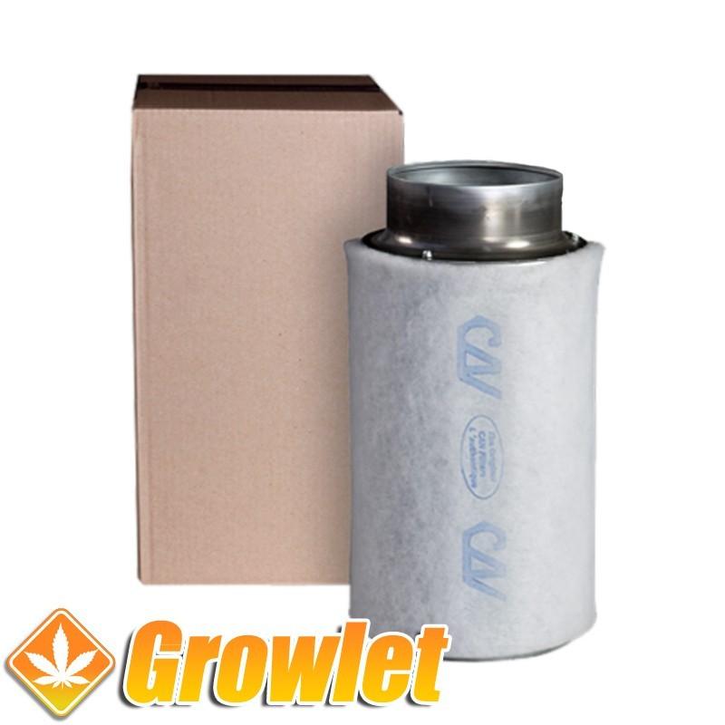 Filtro CAN LITE Metal (250 mm./ 2000 m³/h)