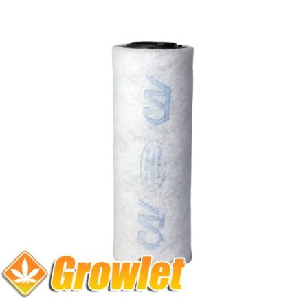 Filtro CAN LITE Plástico (100 mm./ 150 m³/h)