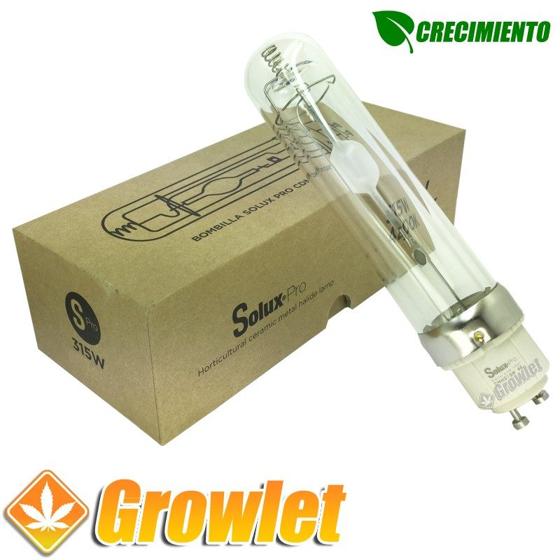 Bombilla LEC 315 W Solux PRO 4200 K