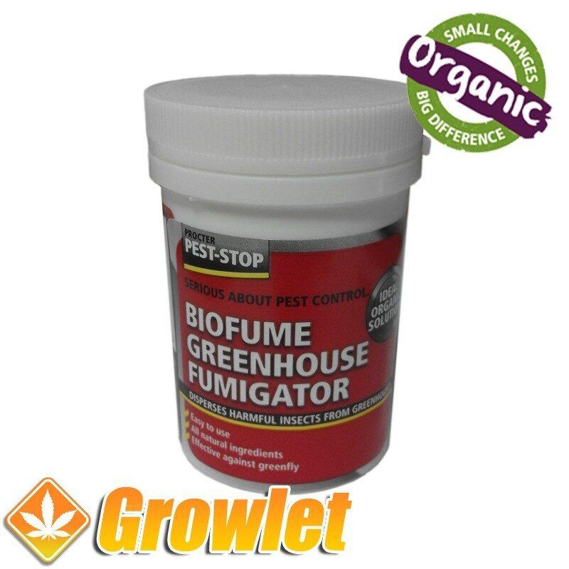 Insecticida Biofume Greenhouse Fumigator