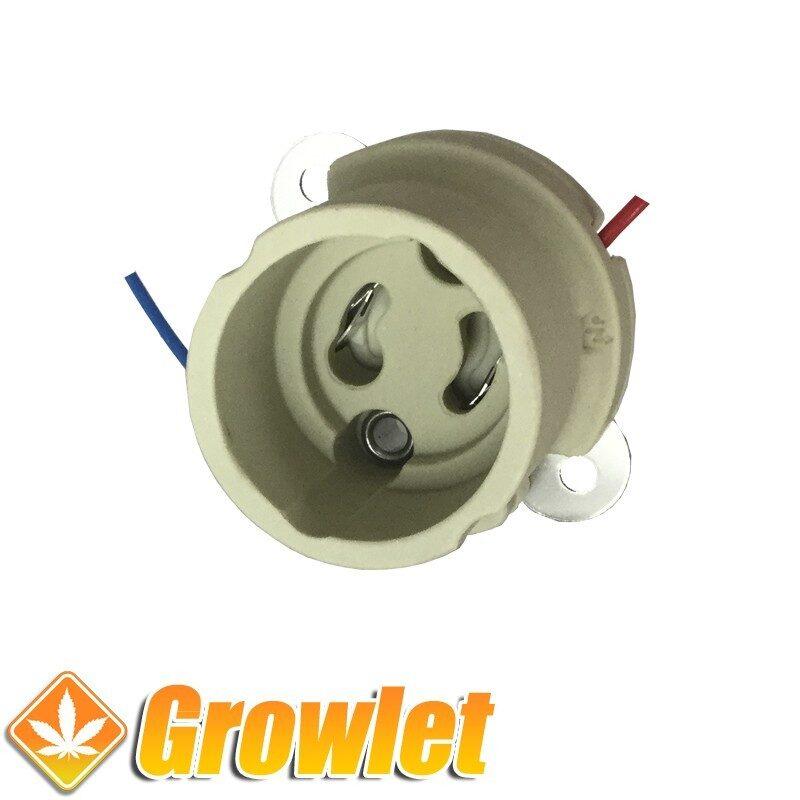 Casquillo bombillas LEC 315 W PGZ18